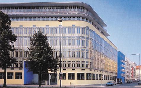 München, Wacker-Haus, Prinzregentenstraße