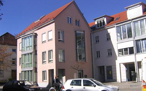 Leutkirch, Wohn- und Geschäftshaus