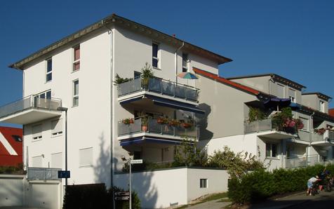 Allmersbach i.T.  zwei MFH