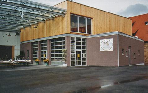 Neustadt, Winzergenossenschaft Weinbiet