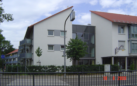 Heidenheim, Schnaitheim, betreutes Wohnen