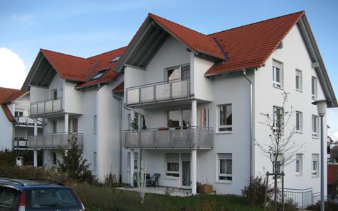 Münsingen, Beethovenstr. MFH