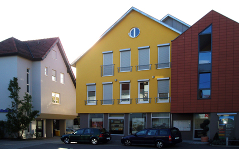 Schorndorf-Haubersbronn, Wohn- und Geschäftshaus