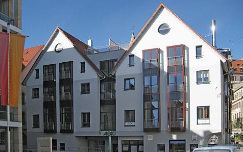 Sigmaringen, Wohn- und Geschäftshaus