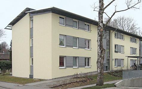 Konstanz, Stockäcker, MFH