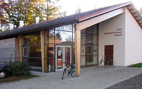 Aitrach, Gemeindehaus Treherz
