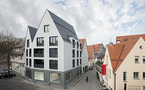 Ulm, Fischergasse 34