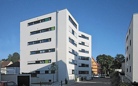 Biberach, Saarstraße, MFH