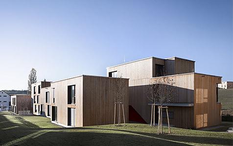 Aalen, Neubau Studentendorf