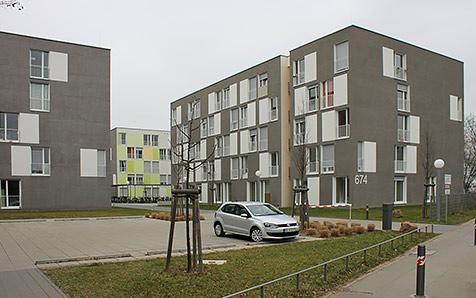Heidelberg, Studentenwohnheime