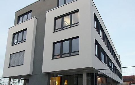 Herrenberg, Bahnhofstraße