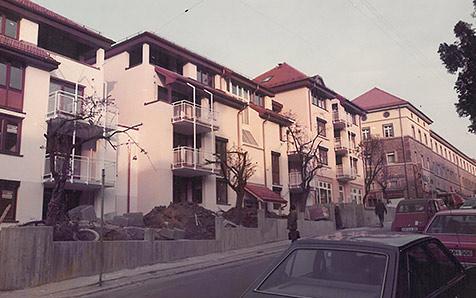 Ludwigsburg, Wilhelmstraße MFH