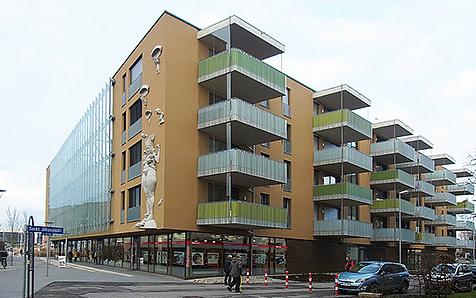 Radolfzell, Schiesser-Quartier