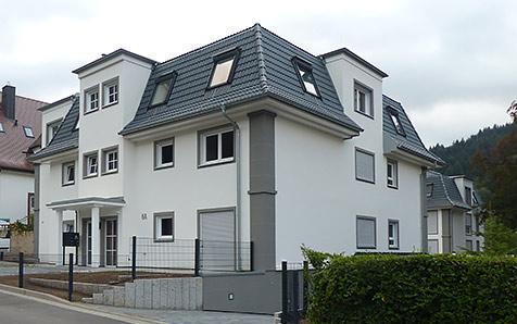Freiburg-Güntherstal, MFH