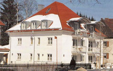 Füssen, Betreutes Wohnen, Bender Haus