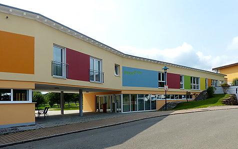 VS-Tannheim, Nachsorgeklinik