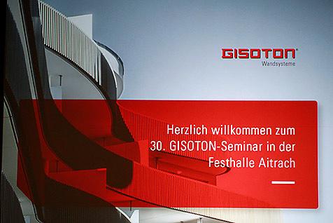GISOTON Seminar 2020