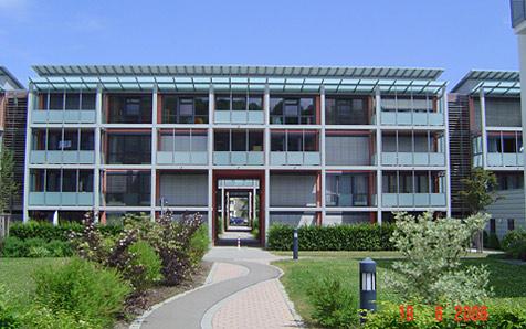 Heidenheim, Talstr., Seniorenwohnanlage
