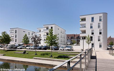 Offenburg Mühlbach Karree