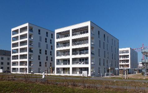 Mannheim, Franklin Mitte